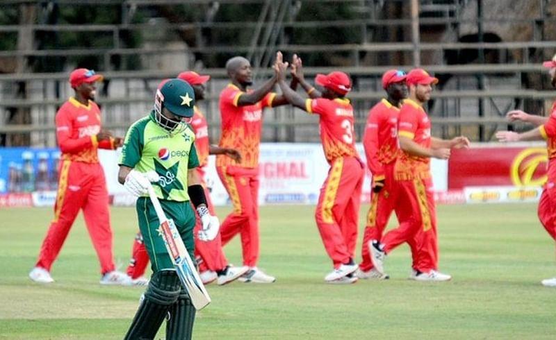 Zimbabwe vs Pakistan