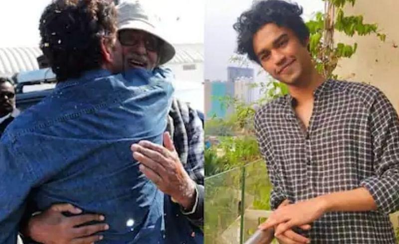 actors babil khan shares photo