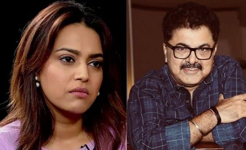 swara bhasker and ashoke pandit