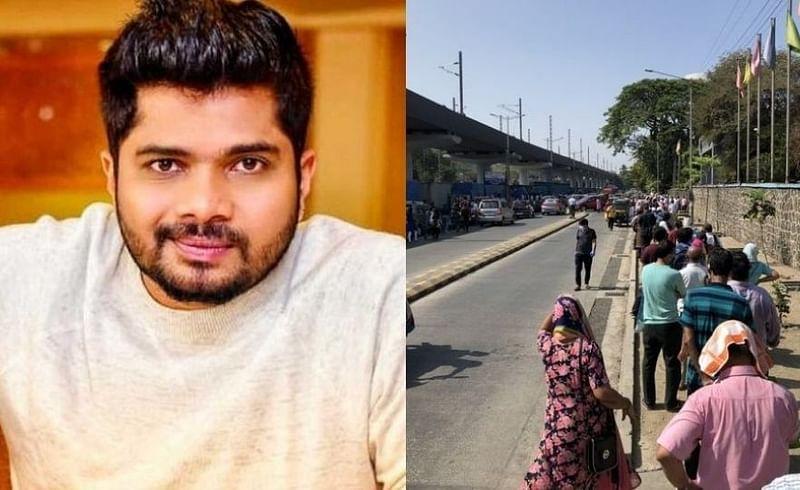 Marathi movie actor hemant dhome tweet