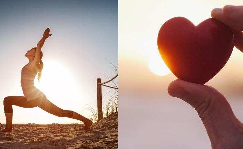 कोरोनाकाळात सोप्या व्यायामाने रहा स्वस्थ; हृदय आणि फुफ्फुस ठेवा तंदुरुस्त