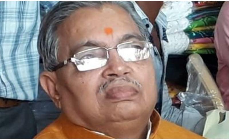 MLA Suresh Shrivastava