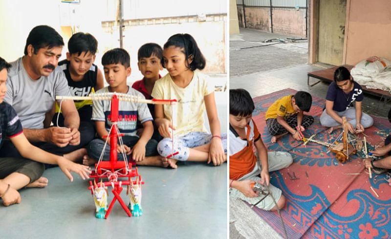Vinode Family Bagad