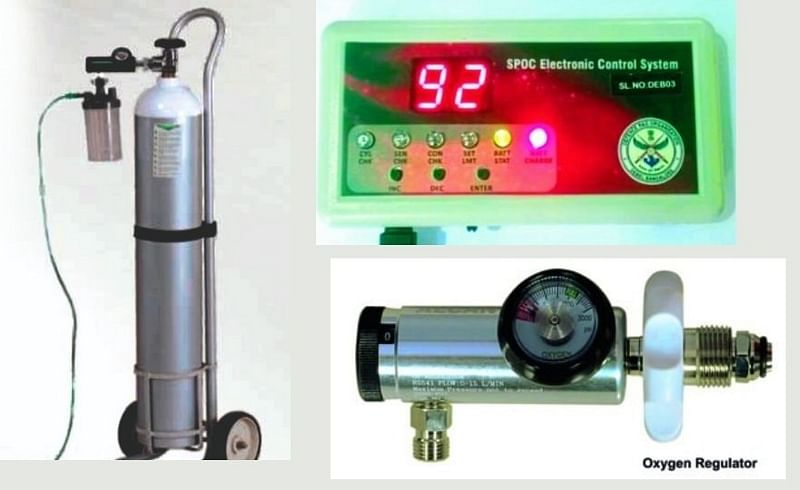 DRDO oxygen system nashik