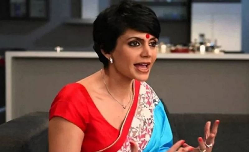 Actress Mandira bedi struggle to enter in Bollywood as well as television industry