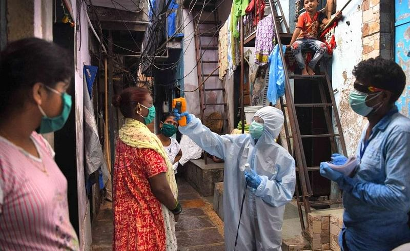 The problem of slums area in nashik