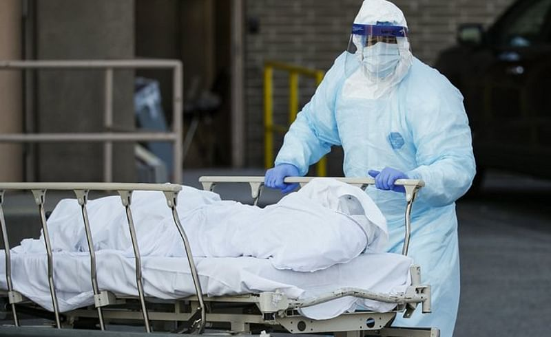 Death Corona Virus