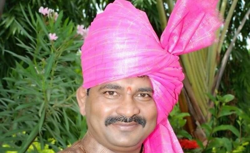Shiv Sena MLA Narayan Patil