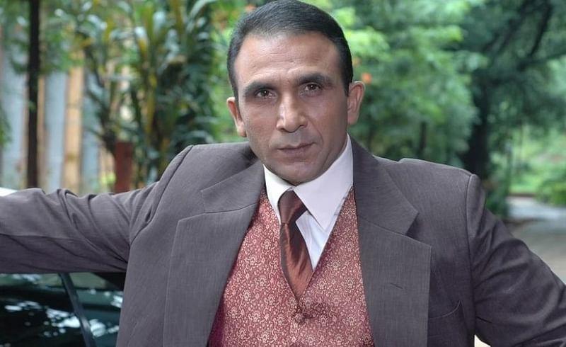 Actor Bikramjeet Kanwarpal