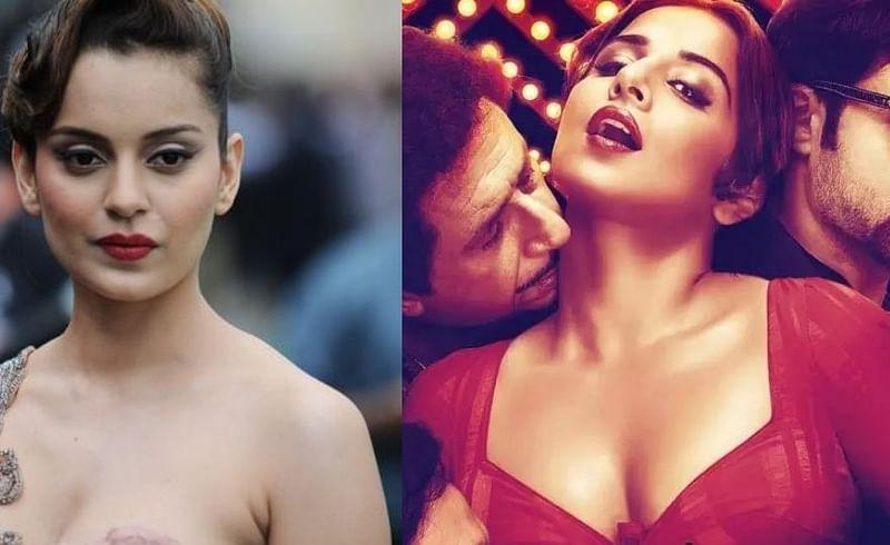 bollywood actress kangana ranaut vidya balan