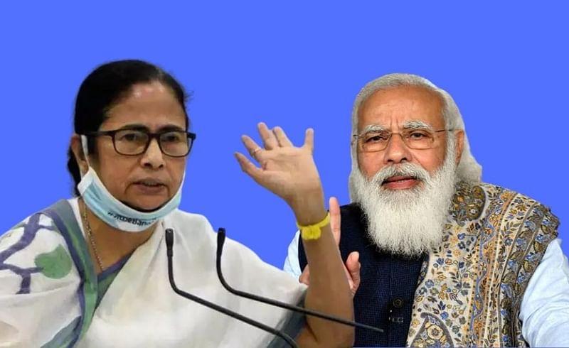 narendra modi mamta