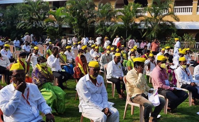 Gokul Election 2021 Update : पन्हाळा तालुक्यात 100 टक्के मतदान