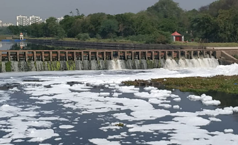 Indrayani River