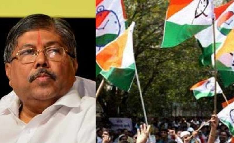 chandrakant patil and ncp