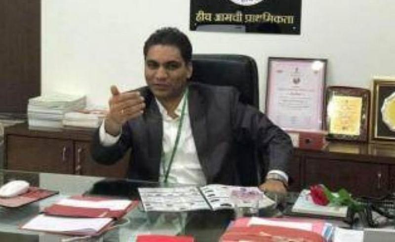 nandurbar collector rajendra bharud