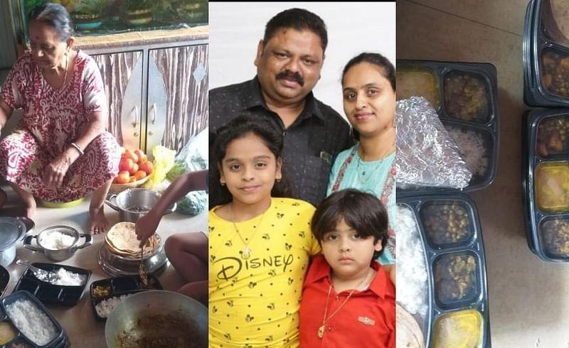 'मुंबईचा अन्नदाता'; दररोज १०० नागरिकांना देतायेत मोफत जेवण