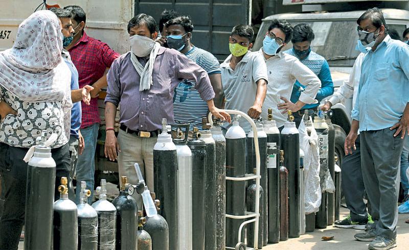 Line for Oxygen Cylinder
