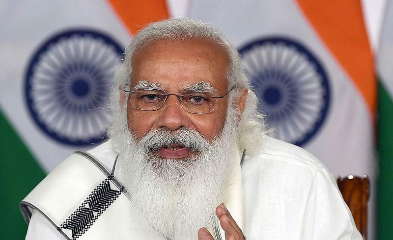 गुजरात, महाराष्ट्र कोरोनावर यशस्वी मात करतील - PM मोदी