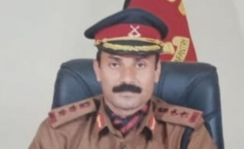 brigadier in the army