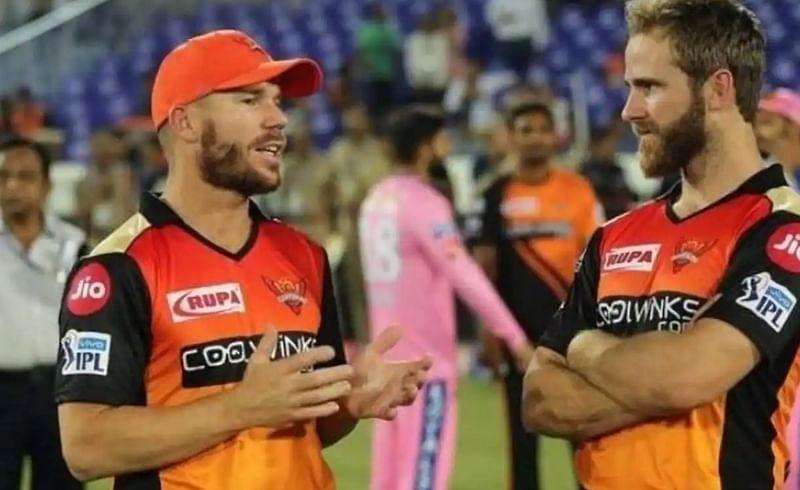 वॉर्नरवरील भरोसा उडाला; विल्यमसन हैदराबादचा नवा कर्णधार