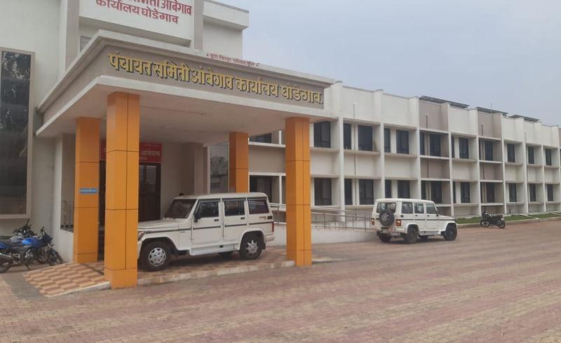 Panchayat Samiti in Ghodegaon sanctioned Rs 3 crore