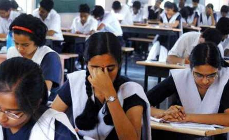 82 student caught copying English paper