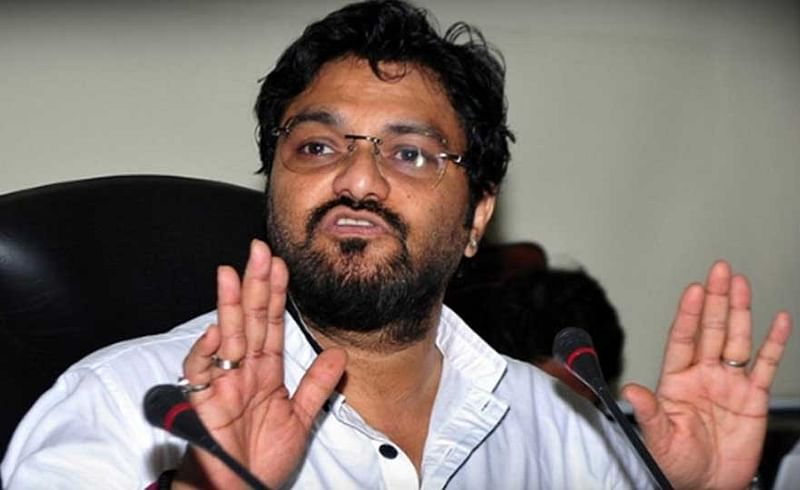 Can Break Your Leg Says Babul Supriyo At Event For Differently Abled