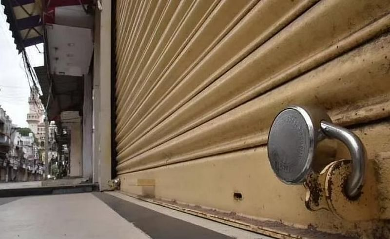 Four shops in Jamkhed have been sealed for seven days