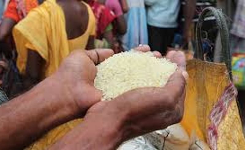 Ration card holders will get five kilos of rice free after April 15