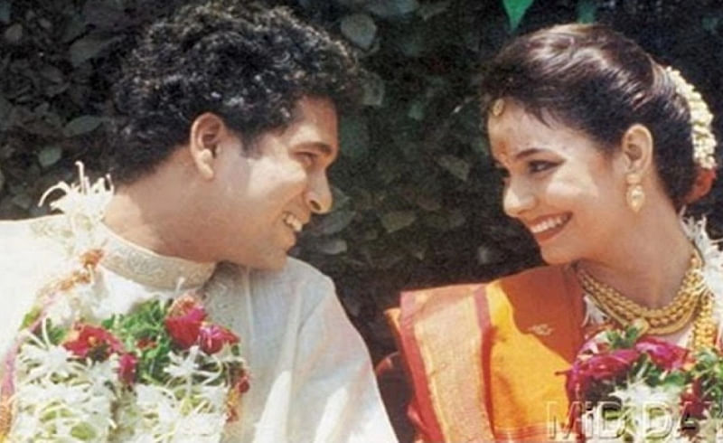 Anjali Proposed To SACHIN Became REPORTER To Meet