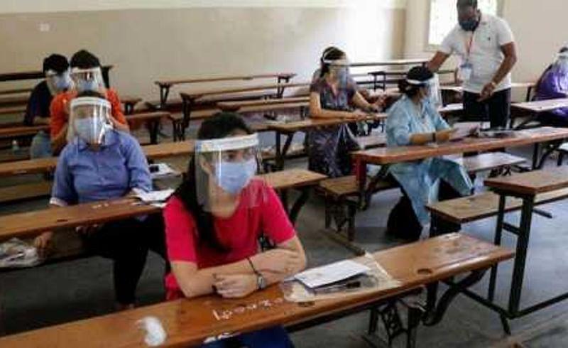 बारावी परीक्षेची धाकधूक वाढली; विद्यार्थी, पालक चिंतेत