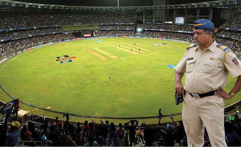 एमसीएने थकवले मुंबई पोलिसांचे तब्बल 'इतक्या' कोटींचे सुरक्षा शुल्क; 30 स्मरणपत्रे पाठवूनही कानडोळा!