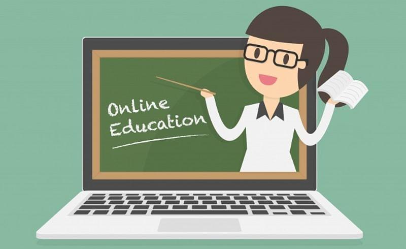 पुन्हा सुरू झाली ऑनलाईन शिक्षणाची चर्चा!