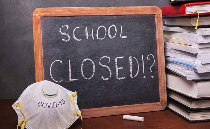 Warning from education officials Action will be taken if the school is found closed