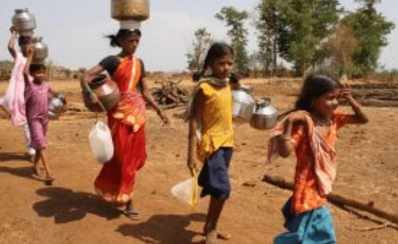water supply by 11 tanker in yavatmal
