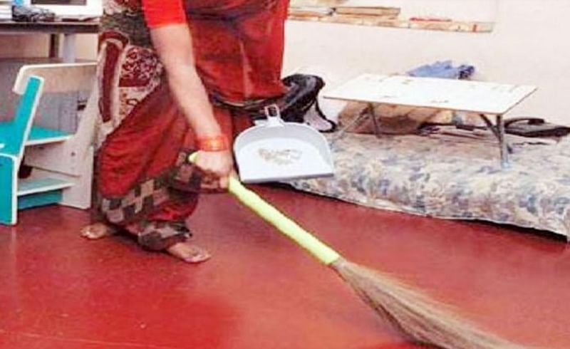 A mountain of difficulties facing domestic workers