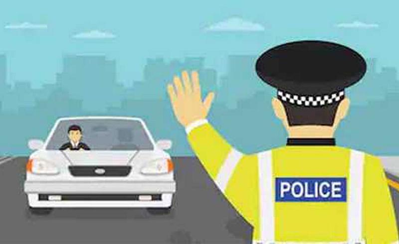 साताऱ्याचा हवालदार नडला पुण्याच्या पोलिस अधीक्षकांना