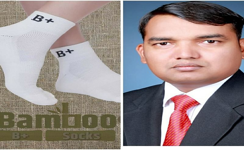 start up socks are made from bamboo yarn In Kolhapur