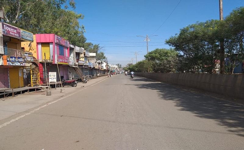 Bharat Bandh In Sillod