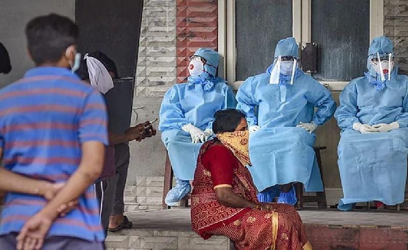 मुंबईत सलग तीन दिवस कोरोना सक्रिय रुग्ण ९० हजारांपार