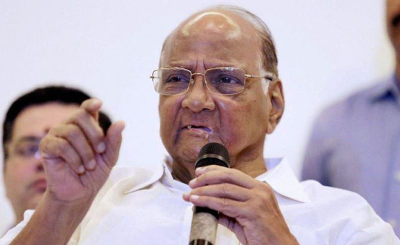 NCP Chief Sharad Pawar speaks abour CAA and NRC