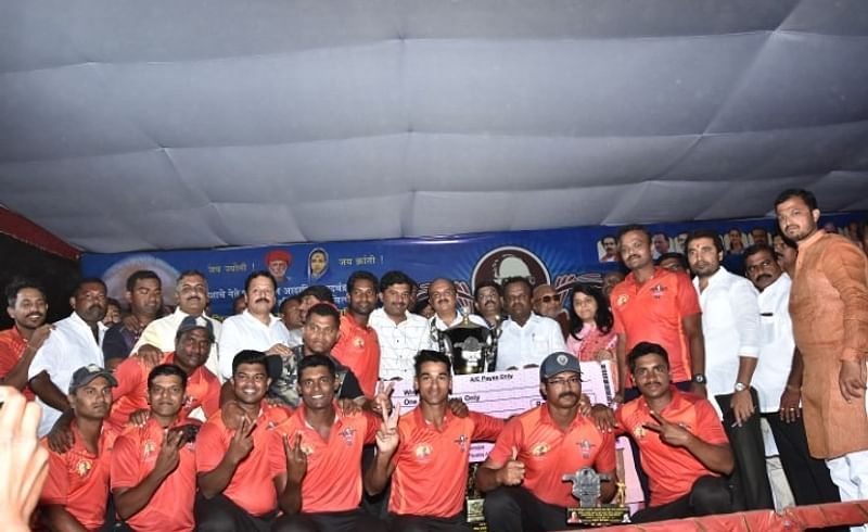 T20 Championship: winner of Mumbai Police team