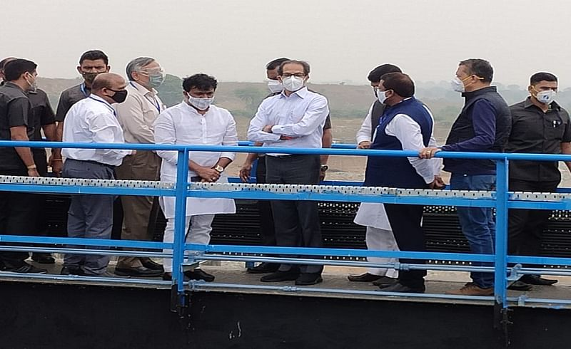 CM Udhhav Thackeray is 15th CM to visit Gosekhurda Project Latest News