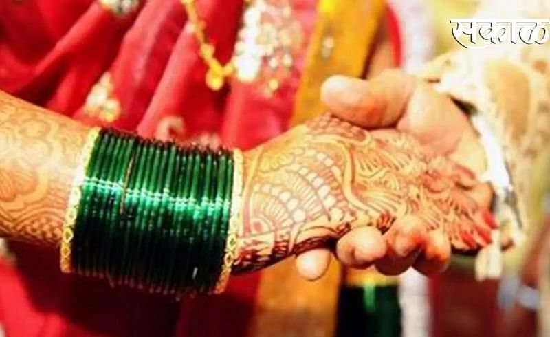 Within two days after the wedding the bride fled Nashik crime news.jpg