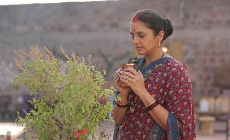 Actress huma qureshi web series maharani teaser release