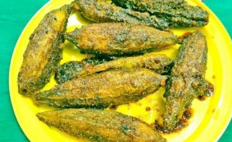 easy recipe of karela special tips to remove bitterness of recipe in kolhapur