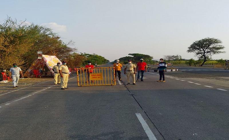 lockdown impact in sangli highway sangli marathi news