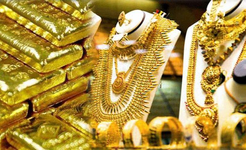 """""""कोरोना' इफेक्ट ः सोने बाजारात 300 कोटींची उलाढाल ठप्प !"""