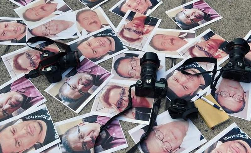 49 journalists murdered in 2019 Reporters Without Borders
