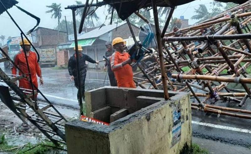 Amphan-Cyclone